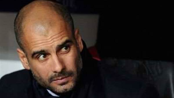 Guardiola Remains Coy Over Contract Talks
