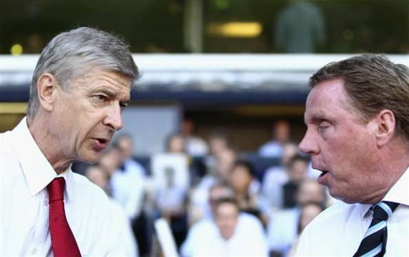 Redknapp Defends 'Irreplaceable' Wenger