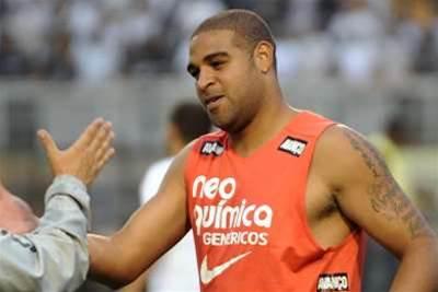 Adriano Unhappy With Criticism