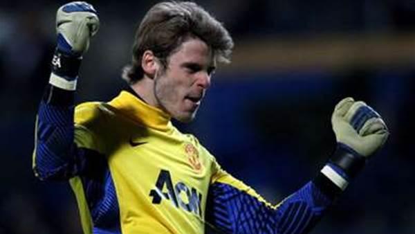 De Gea handed senior Spain call-up