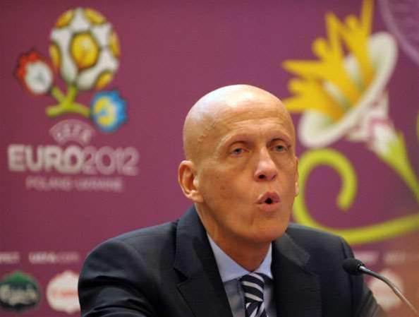 UEFA To Punish Referee Hounds