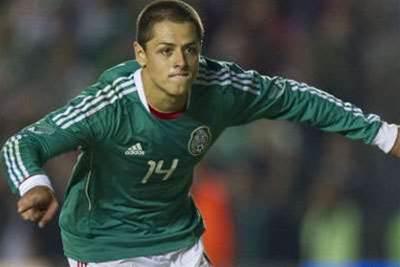 Mexico Upset Brazil
