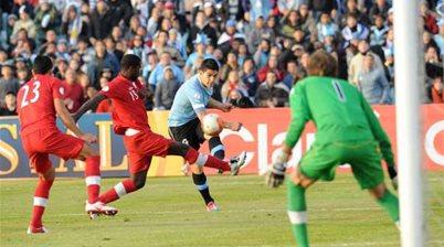Uruguay Close Gap