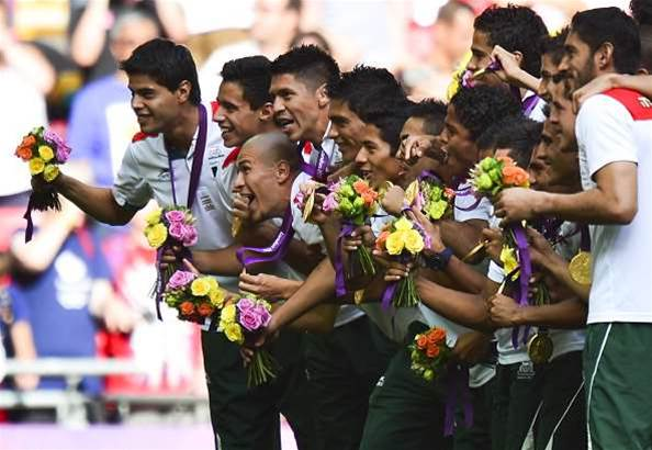 Mexico Revel In Olympic Glory