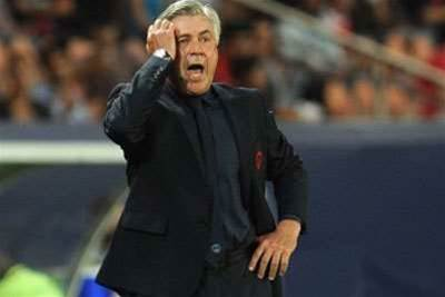 Ancelotti Unhappy With 'Complacent' PSG