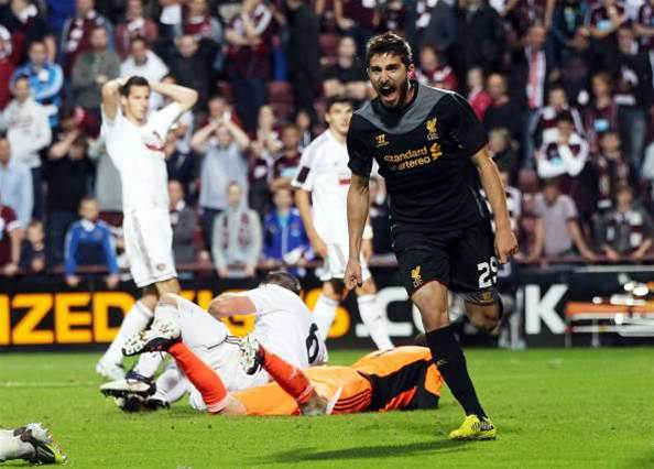 Europa League Wrap: Liverpool Stutter To Victory