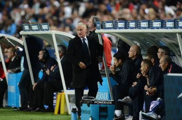 Deschamps Delighted With Perfect Start