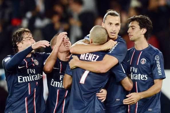 Ibrahimovic On Target For PSG