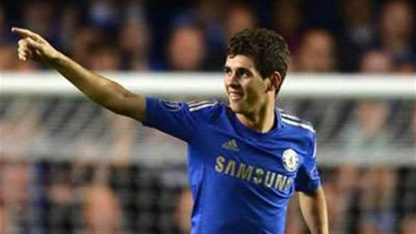 Oscar Earns Chelsea Plaudits