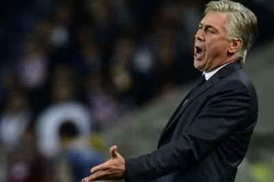 No Panic For Ancelotti
