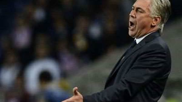 No Panic For Ancelotti