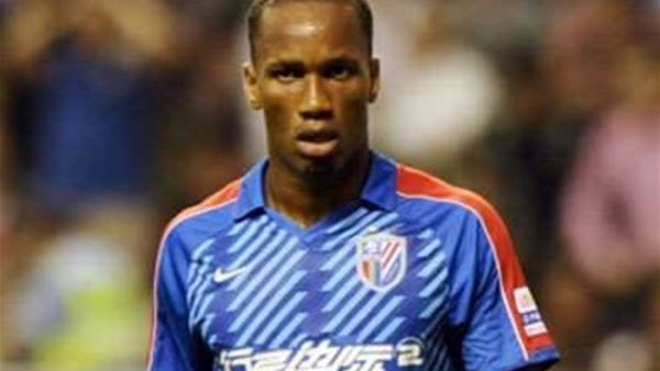 Drogba Keen For Shenhua Stay