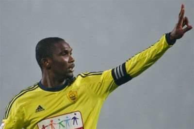 Eto'o Relishing Cameroon Return