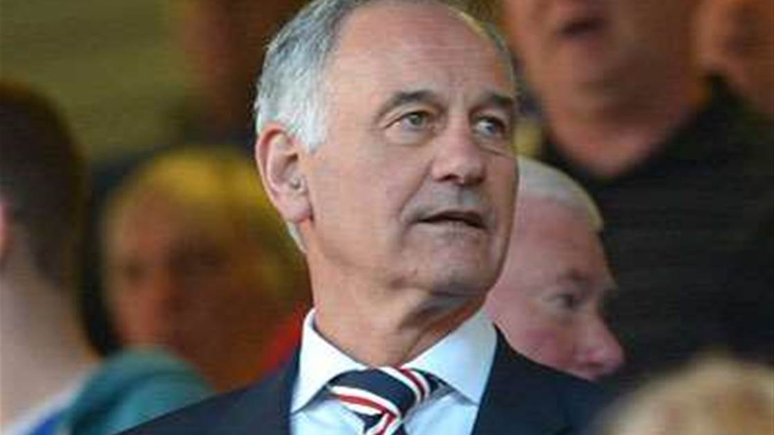 Rangers chief accused of 'racist language'