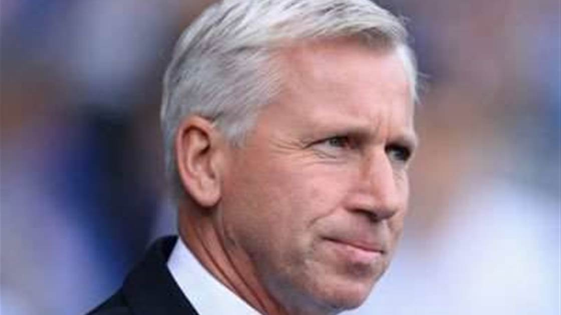 Pardew Pleased With Lucky Win