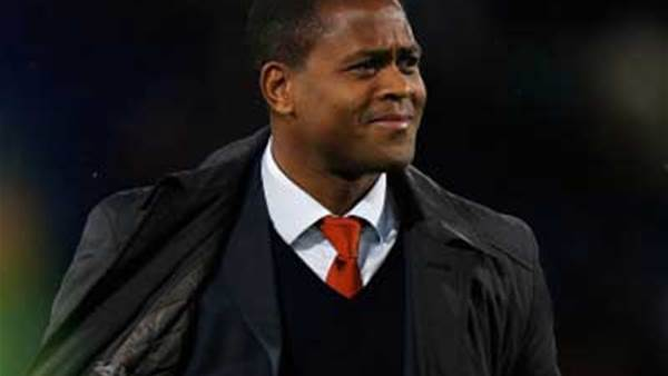 Kluivert: I Was Racially Abused