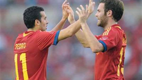 Mata Thrilled With Spain Return