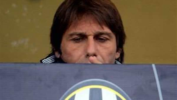 Conte Shocked By Cassano Comments