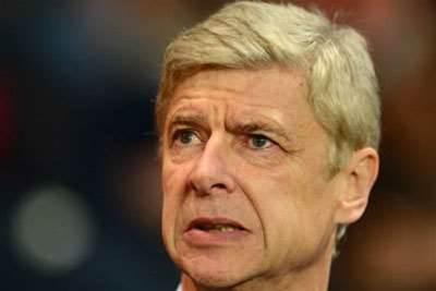 Wenger Eyes Top Spot