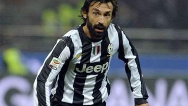 Conte is a genius, says Pirlo