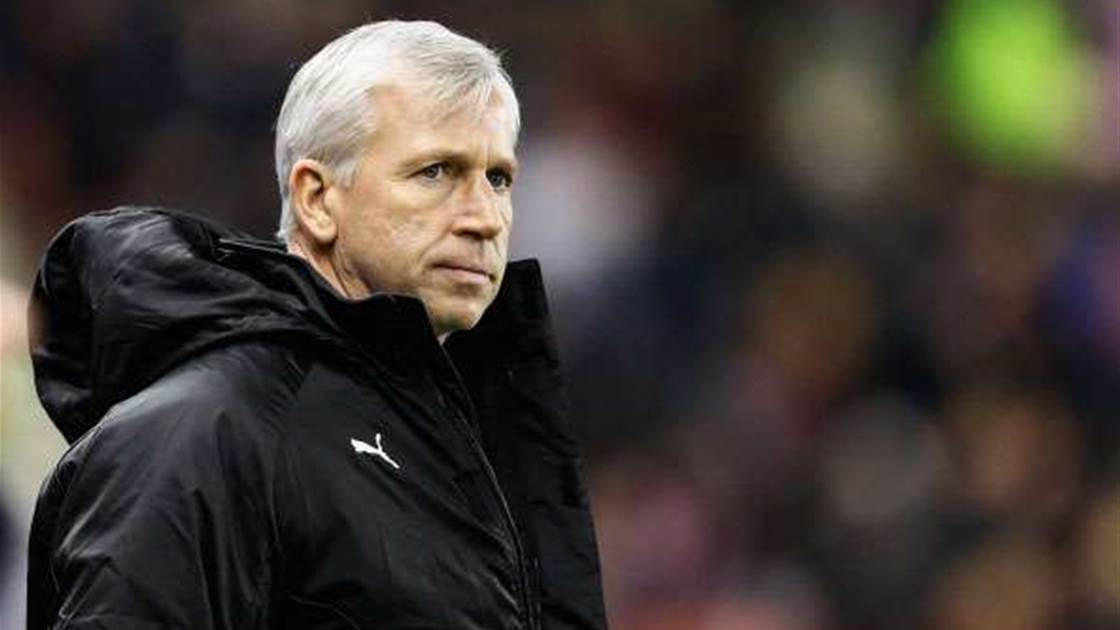 Pardew Claims To Have Board Backing