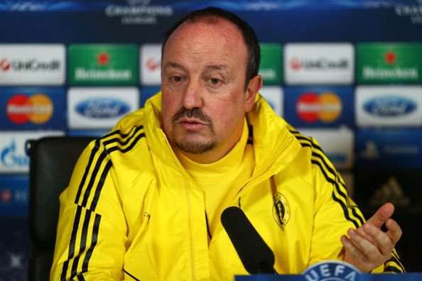 Benitez: Lampard, Terry Still Out
