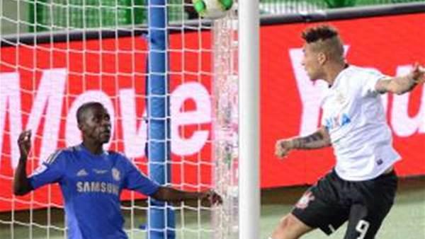 Club World Cup: Corinthians 1 Chelsea 0