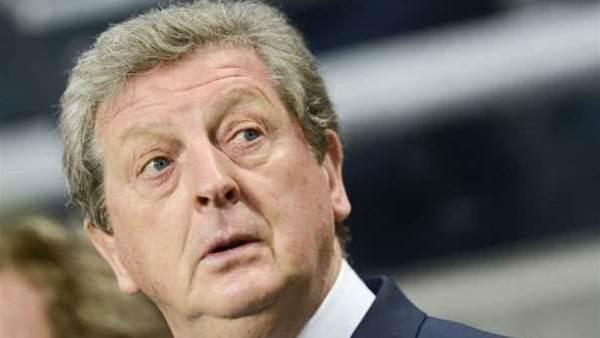 Hodgson denies rift with Wenger