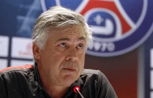 Ancelotti confident in PSG depth