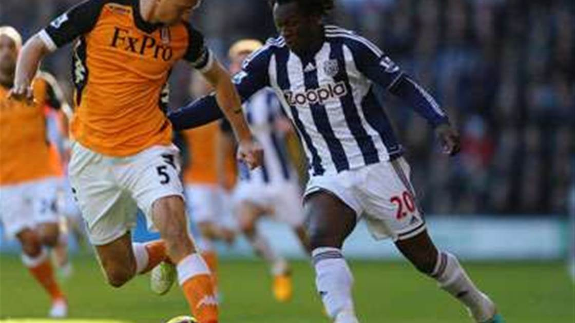 West Brom should target Europe, says Lukaku