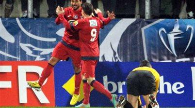 Coupe De France Wrap: PSG Struggle