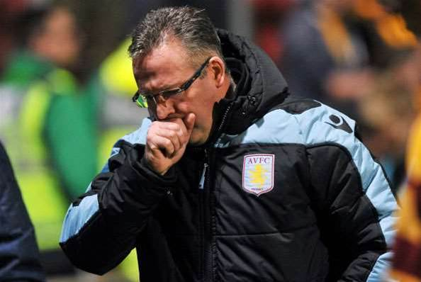 Lambert excited by Villa prospects