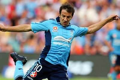 Farina Tips Tough Test For Del Piero