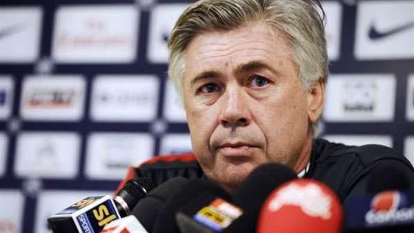 Ancelotti welcomes Maradona link