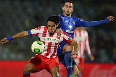 Falcao Hints At PSG Move