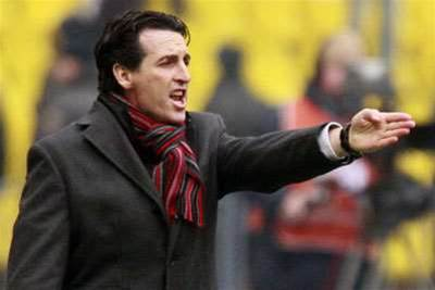 Sevilla Quick To Appoint Emery