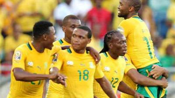 AFCON: South Africa 2 Angola 0