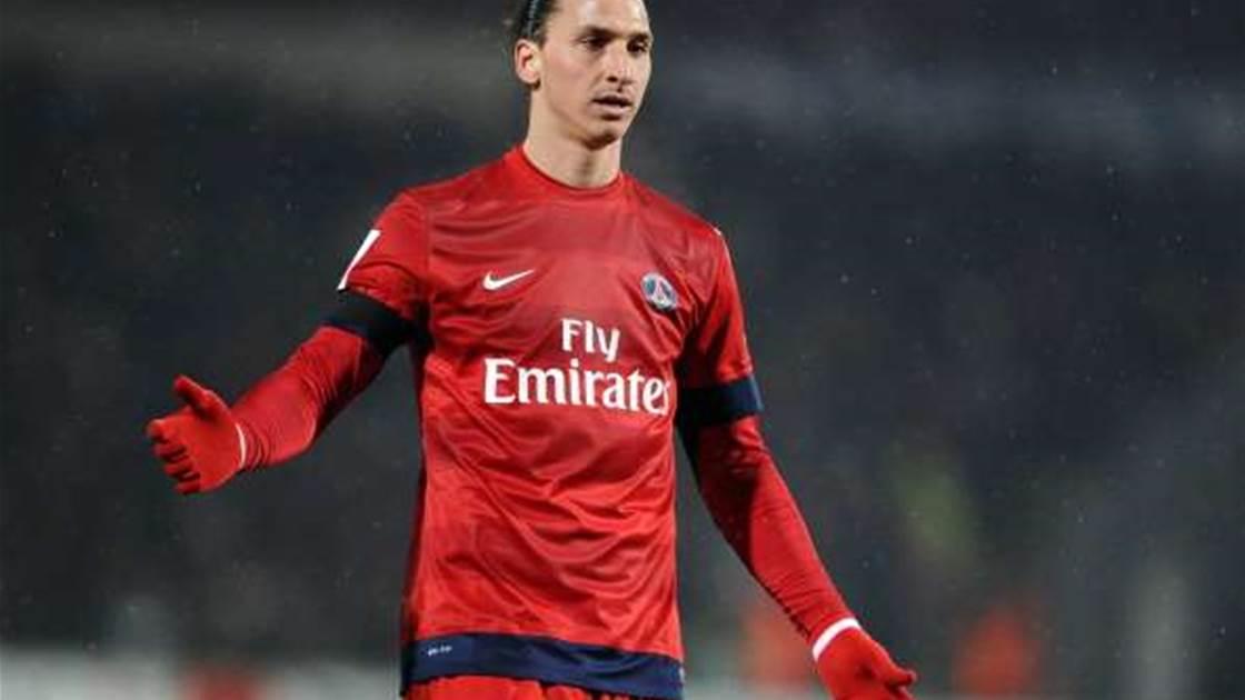 Henry lauds 'extraordinary' Ibrahimovic