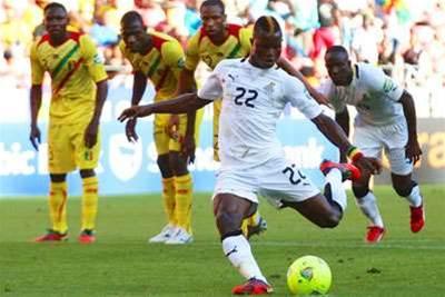 AFCON: Ghana 1 Mali 0