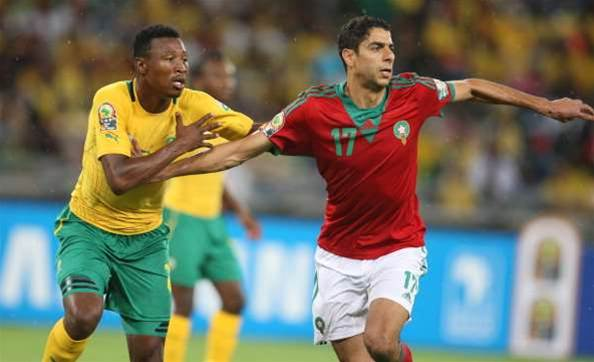 AFCON: Morocco 2 South Africa 2