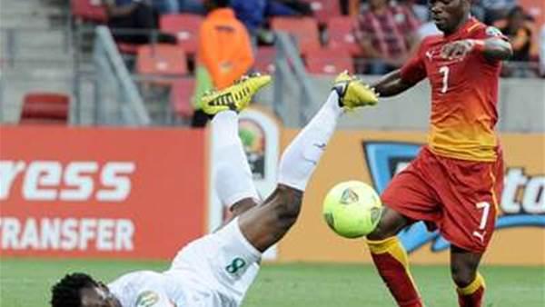 AFCON: Niger 0 Ghana 3