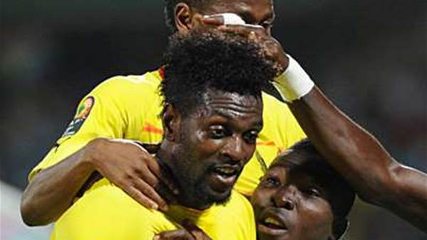 Adebayor cries for lost 'brother'
