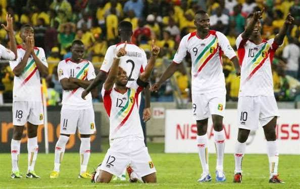 AFCON: South Africa 1 Mali 1 (1-3 on pens)