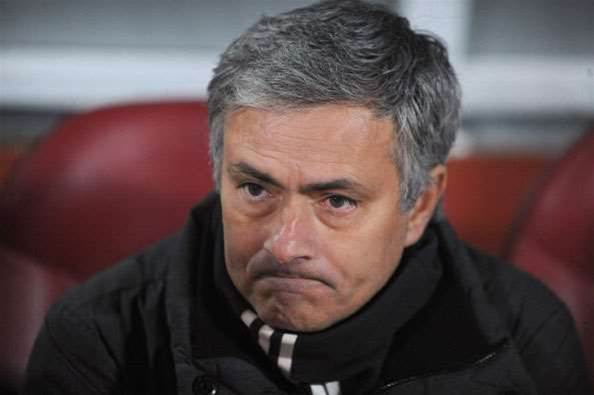 Mourinho seethes after Real loss