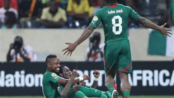 AFCON: Burkina Faso 1 Togo 0 (AET)
