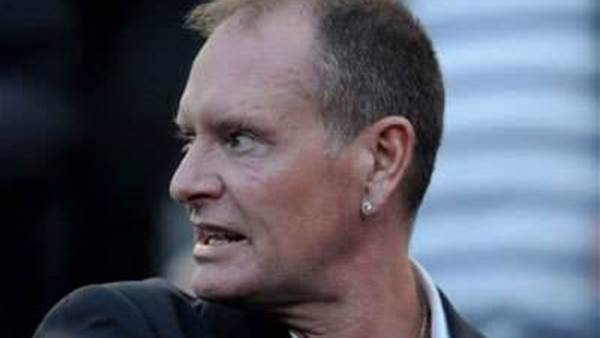 Gascoigne to be treated in US
