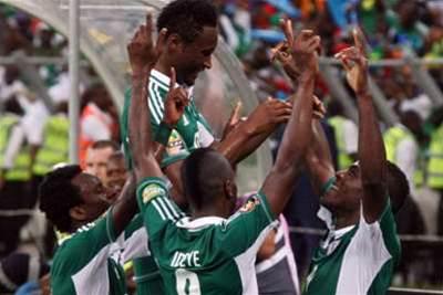 AFCON: Mali 1 Nigeria 4