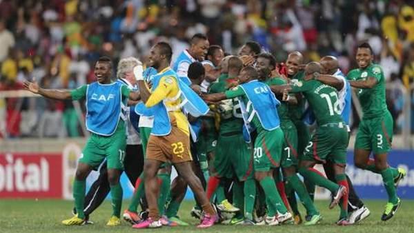 AFCON: Burkina Faso 1 Ghana 1 (3-2 on pens)