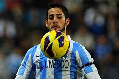 Isco cries foul over 'offside' goal