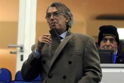 Moratti slams racist Inter fans